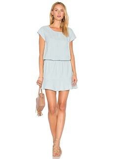 Soft Joie Quora Dress in Blue. - size L (also in M,S,XS)