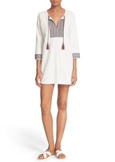Soft Joie 'Rane' Embroidered Tunic Dress