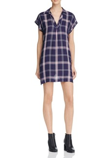 Soft Joie Rasia Plaid Dress