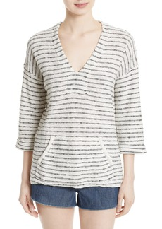Soft Joie Raylyn Stripe Knit Pullover
