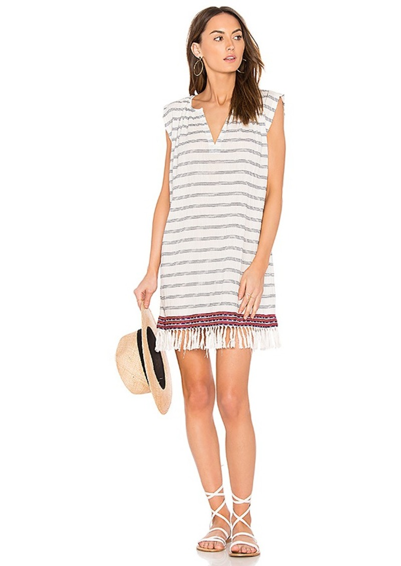 Soft Joie Santalina Dress in White. - size M (also in S,XS)