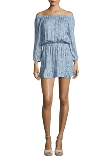 Soft Joie Sarnie Blouson Mini Dress