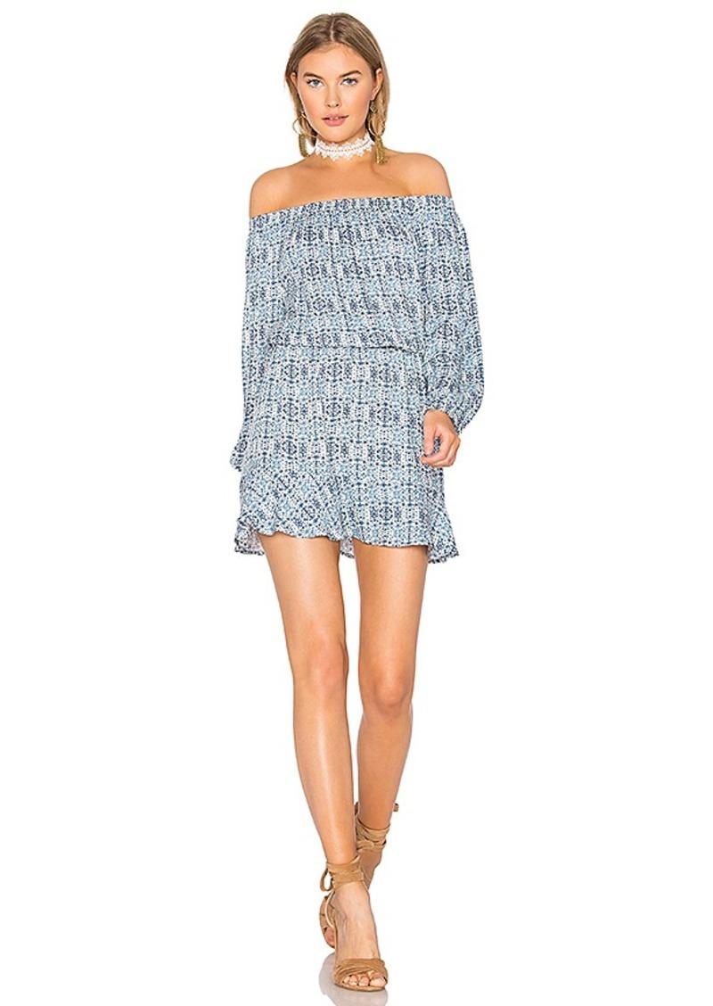 Soft Joie Sarnie Dress in Blue. - size S (also in L,XS)
