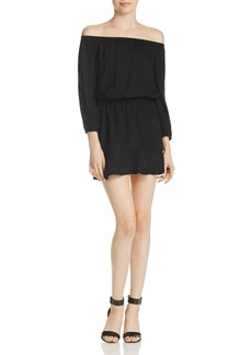 Soft Joie Sarnie Off-the-Shoulder Dress - 100% Exclusive