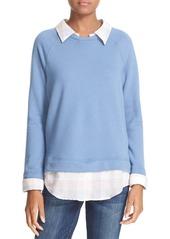 Soft Joie 'Theia' Layered Sweatshirt
