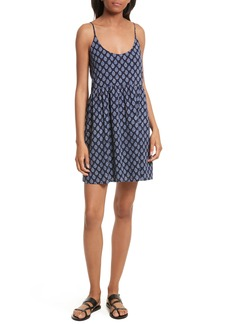 Soft Joie Vadim Print Cotton Slipdress