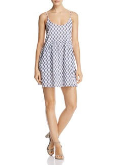 Soft Joie Vadim Printed Mini Dress