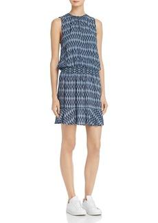 Soft Joie Zealana Ikat Print Dress