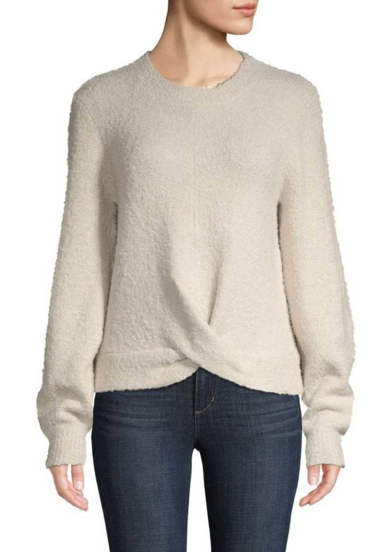 Joie Stavan Nubbly Knit Sweater