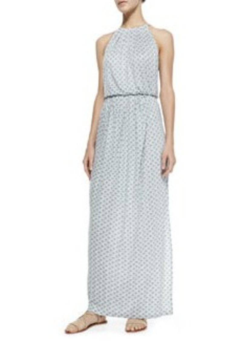 Joie Sumey Halter-Neck Maxi Dress   Sumey Halter-Neck Maxi Dress