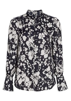 Joie Tariana Floral Blouse