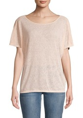 Joie Textured Boatneck Top