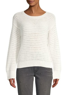 Joie Textured Long-Sleeve Sweater