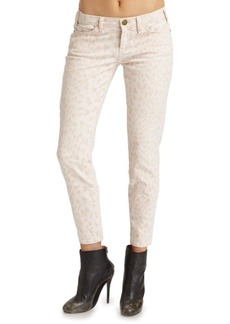 Joie The Stiletto Leopard Jeans