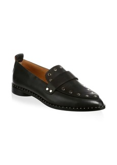 Joie Tifferson Leather Loafers