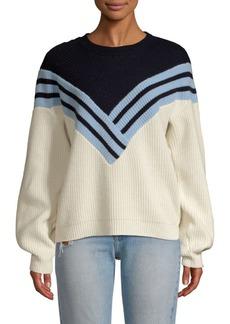 Joie Tiliana Wool-Blend Ski Sweater