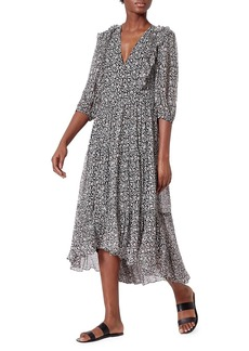 Joie Tobey Floral Midi Dress