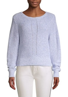 Joie Verlene Cotton & Cashmere Sweater