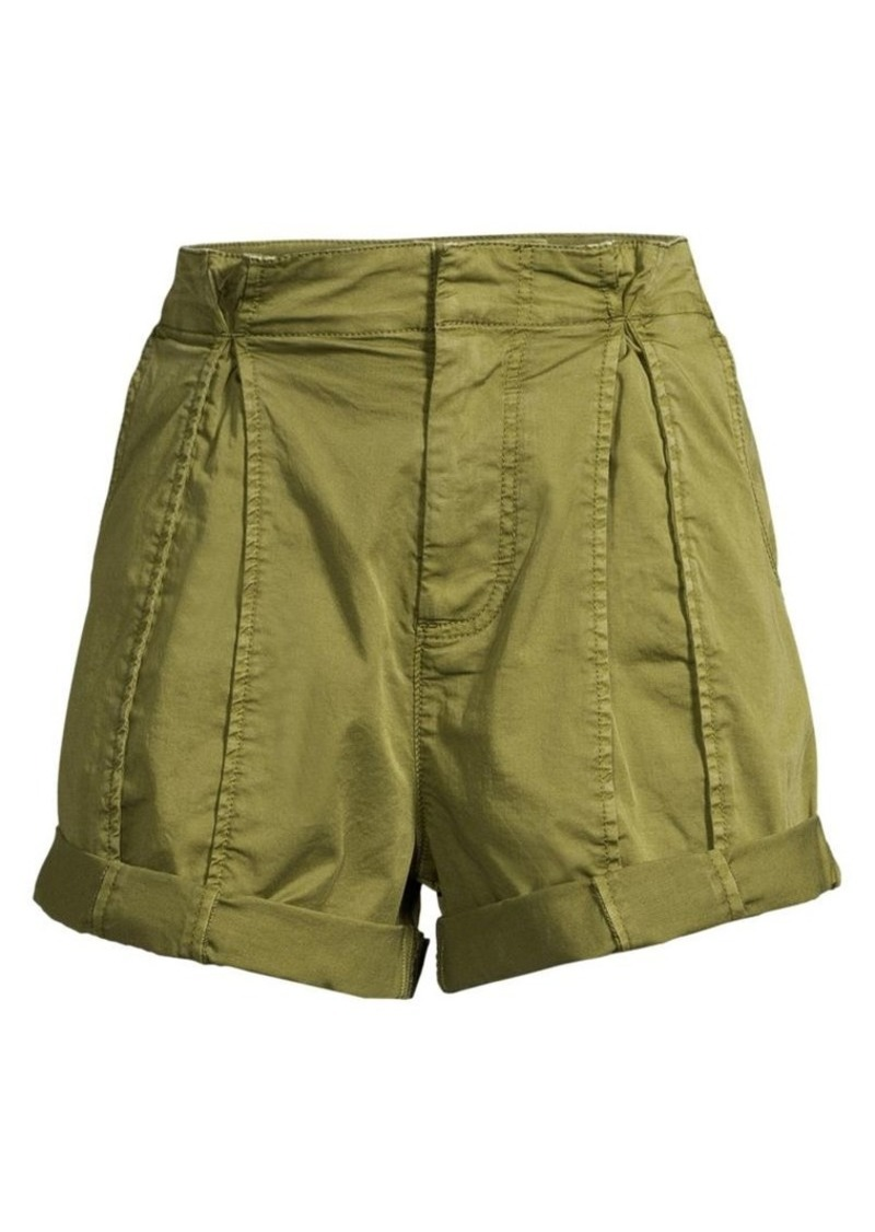 Joie Xandria Rolled Cargo Shorts