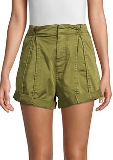 Joie Xandria Rolled Cargo Shorts