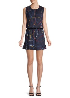 Joie Zealana Sleeveless Mini Dress