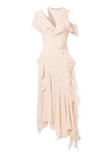 Jonathan Simkhai Cutout Lace Gown