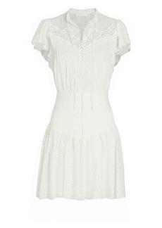 Jonathan Simkhai Everly Lace Mini Dress