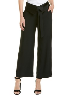 Jonathan Simkhai Johnathan Simkhai Fold-Over Wide Leg Crop