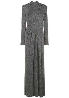Jonathan Simkhai side-slit maxi dress
