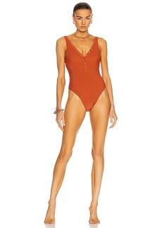 JONATHAN SIMKHAI Amber Swimsuit