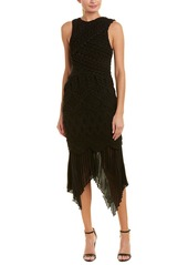 Jonathan Simkhai Crochet Sheath Dress