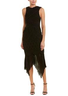 Jonathan Simkhai Crochet Sheath Dress
