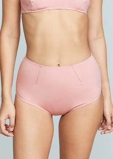 Jonathan Simkhai Darted Bikini Bottoms