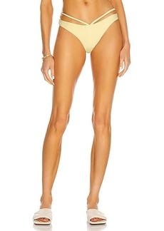 JONATHAN SIMKHAI Emmalynn Bikini Bottom