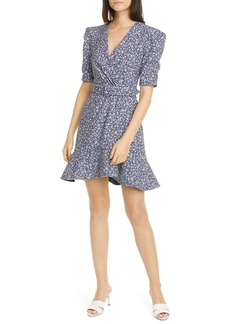 Jonathan Simkhai Evelyn Floral Minidress