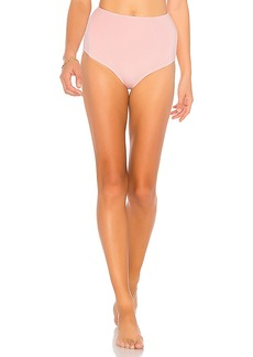 JONATHAN SIMKHAI High Waist Darted Bottom