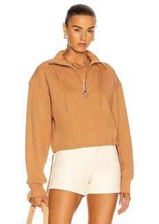 JONATHAN SIMKHAI STANDARD Zella Cropped Sweater