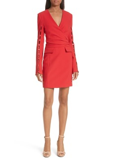 Jonathan Simkhai Staple Sleeve Compact Dress