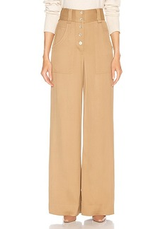 JONATHAN SIMKHAI Structured Carpenter Pant