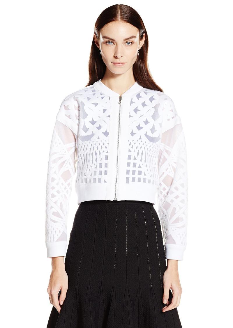 Jonathan Simkhai Women's Burnout Bond Jacket