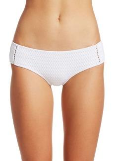 Jonathan Simkhai Lace Bikini Bottom