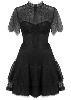 Jonathan Simkhai lace bustier dress