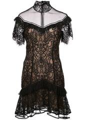 Jonathan Simkhai lace detail dress