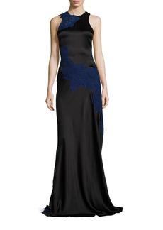 Jonathan Simkhai Lace Tower Gown
