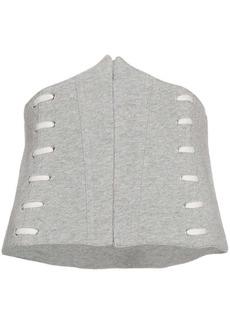 Jonathan Simkhai Lace up corset top