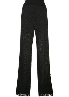 Jonathan Simkhai layered lace trousers