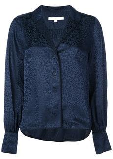 Jonathan Simkhai leopard print shirt