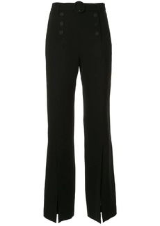 Jonathan Simkhai pleated Sailor trousers