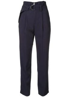 Jonathan Simkhai pleated waist trousers