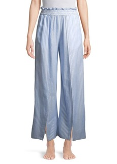 Jonathan Simkhai Striped Fisherman Pajama Pants